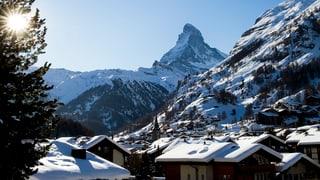 Zermatt investiert über eine Milliarde Franken