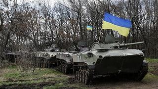 Krise in der Ukraine gefährdet Hilfslieferung aus dem Aargau