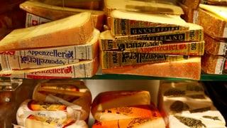 Schweizer Qualität soll den Käse retten