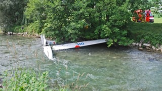 Segelflieger bei Kägiswil abgestürzt