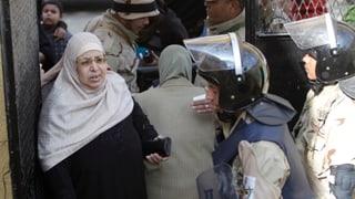 Urnengang in Ägypten von Gewalt begleitet