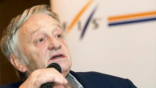 Gian-Franco Kasper presidiescha SportAccord