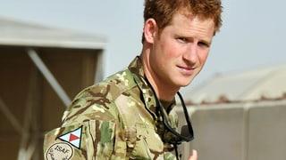 Nix mit Eiersuchen: Prinz Harry verbringt Ostern in der Armee