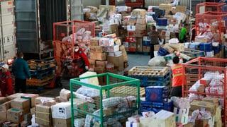 «Singles Day» beschert Chinas Onlinehändlern Verkaufsrekorde