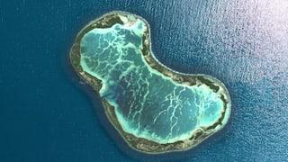 Wie der Meeresspiegel die Existenz eines Landes bedroht