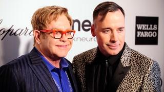 Elton John und sein Partner wollen heiraten