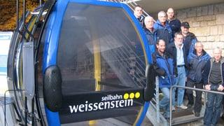 Neue Gondelbahn Weissenstein fährt erstmals am 20. Dezember
