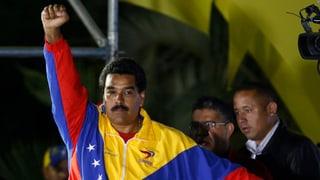 Chávez-Kandidat Maduro gewinnt Wahl – Opposition wehrt sich