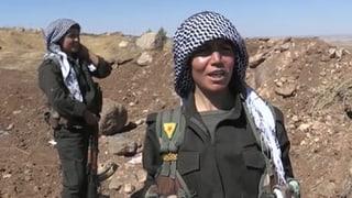 «Die Kurden sind bereit, für Kobani zu sterben»