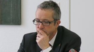 Happige Vorwürfe gegen Volkswirtschaftsdirektor Thomas Weber