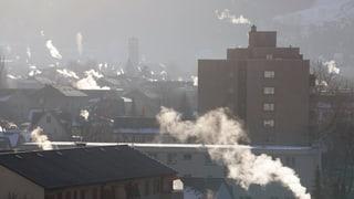 Dreckluft macht in der Schweiz immer noch krank