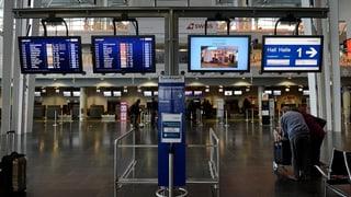 Über 60 Flüge am EuroAirport ausgefallen