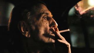 Harry Dean Stanton hat in über 200 Filmen gespielt