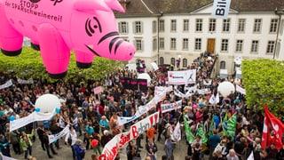 Schulpflege Aarau stellt sich gegen Lehrer-Demo
