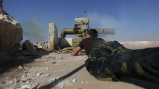 Kämpfe in Aleppo wieder aufgeflammt