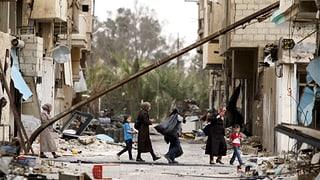 UNO lässt belagerte Syrer evakuieren