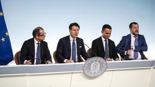 Hohes Risiko für Italiens Regierung