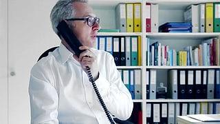 FDP will mit Dölf Biasotto in den Ausserrhoder Regierungsrat