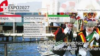 Zwei Mega-Events überfordern die Ostschweiz