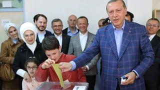Tirchia: «Evet» (gea) è la devisa dad Erdogan