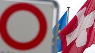 EU-Juristen sperren sich gegen «Inländervorrang light»