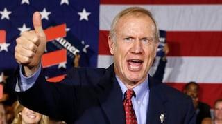 Republikaner punkten auch bei Gouverneurswahlen