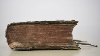 Von der Zwingli-Bibel bis zu den Schweizer Banknoten (Artikel enthält Audio)