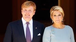 Wegen Spannungen: Niederländische Royals essen mit Putin