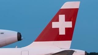 Swiss fliegt 22 neue Ziele an