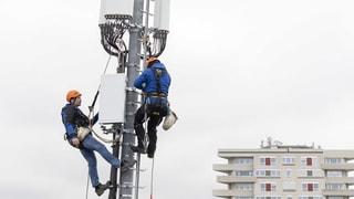 5G: Schweiz führend – trotz wachsenden Widerständen