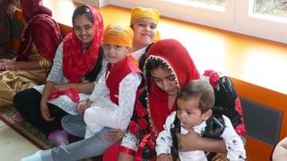 Video «Zum Vaisakhi Fest der Sikh-Gemeinde» abspielen