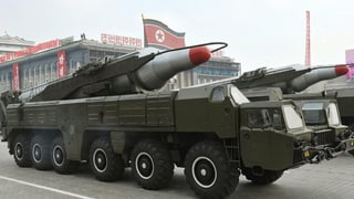 Pjöngjang macht Mittelstreckenrakete startklar
