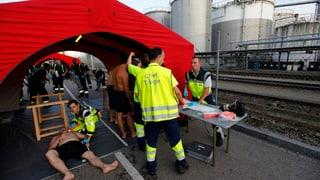 Der Kanton Solothurn übt Ausnahmesituationen