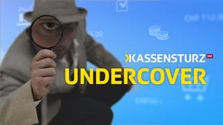 «Kassensturz undercover»: Die Recherche-Serie (Artikel enthält Video)