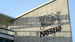 Nestlé verdient 2013 etwas weniger