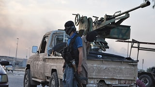Isis-Milizen nutzen US-Waffen