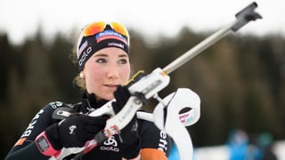 Cursas internaziunalas da biatlon a Lantsch