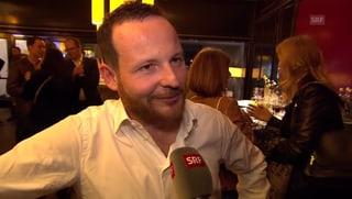 Claudio Zuccolini nach der Premiere: «Ich bin sehr erleichtert»