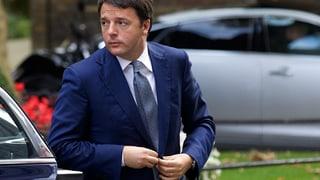 Nicht viel übrig von Renzis grosser Reform