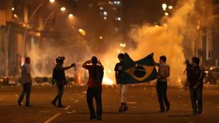 Kein Ende der Proteste in Brasilien