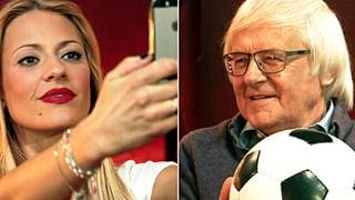 «Facebook» vs. «Schiedsrichter» - Christa vs. Monsieur Gress
