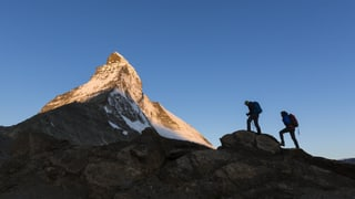 Wer zahlt bei Bergunfällen?