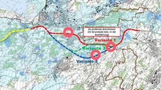 Die möglichen Linienführungen könnten bewilligt werden, zeigen Abklärungen der Zürcher Regierung.