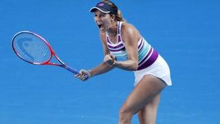 Round-up: Collins erstmals in Grand-Slam-Halbfinal