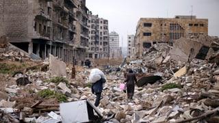 UNO beschliesst Beobachtermission für Aleppo