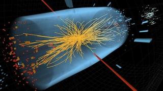 Am PSI ist man erfreut über den Higgs-Teilchen-Nobelpreis