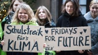 Klimastreiks als Rekrutierungsplattform für Junge Grüne?