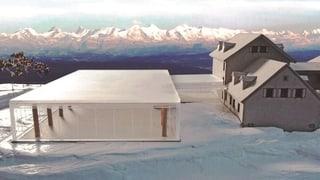 Baubewilligung für Kurhaus Weissenstein - mit Auflagen
