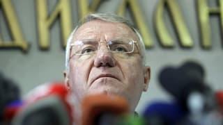 Serbischer Ultranationalist Seselj schuldig gesprochen