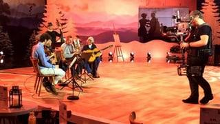 «Viva Volksmusik» 2015 – Backstage